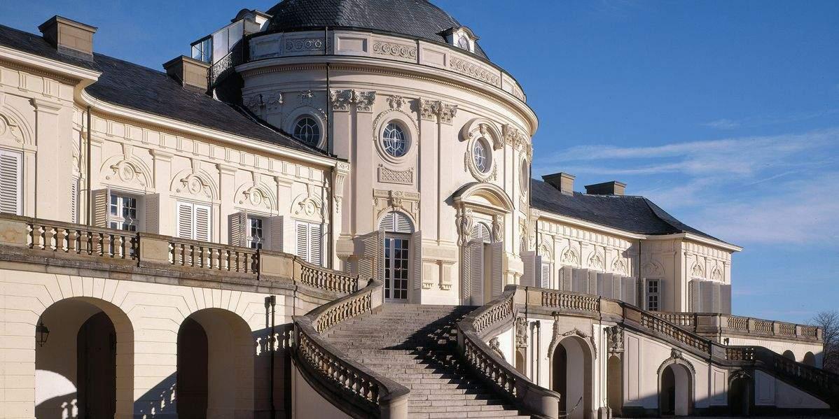 Schloss Solitude in Stuttgart; Foto: Staatliche Schlösser und Gärten Baden-Württemberg, Joachim Feist