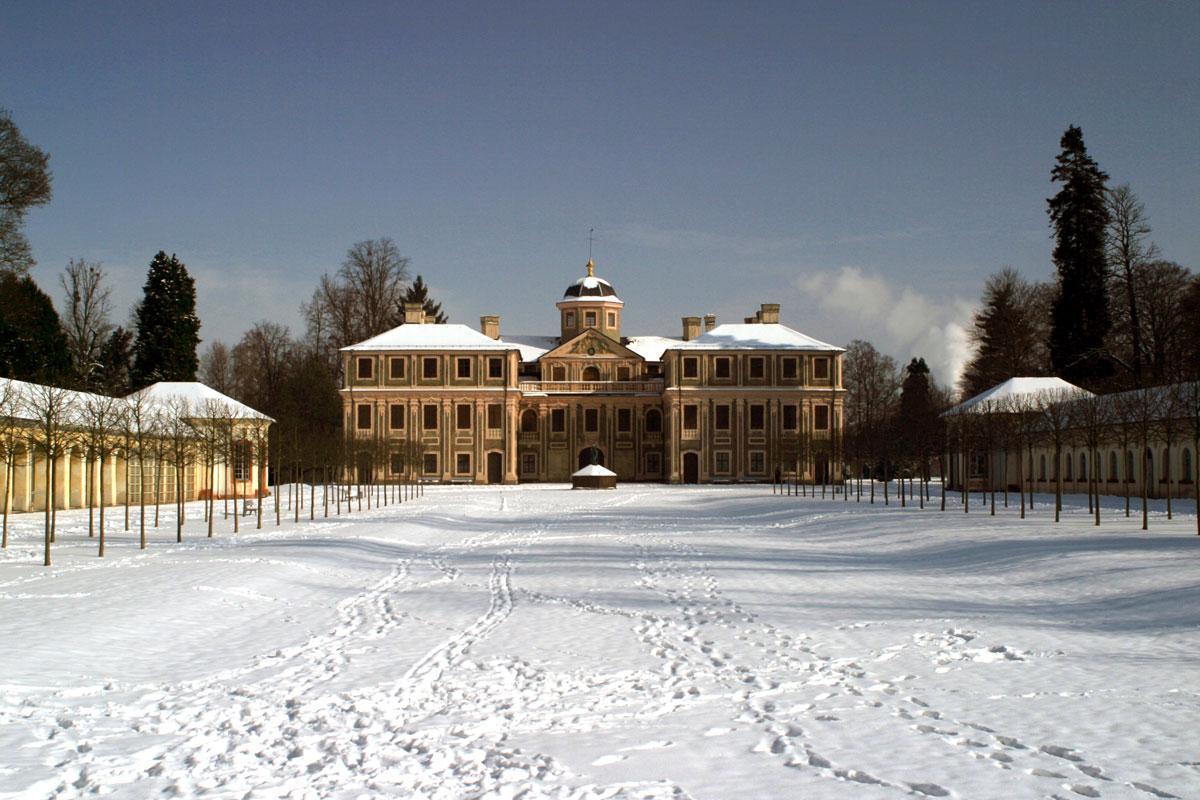 Rastatt Favorite Palace. Image: Staatliche Schlösser und Gärten Baden-Württemberg, Rastatt local administration