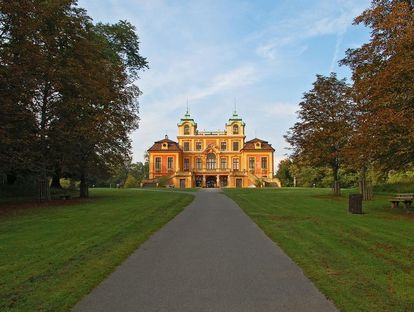 Image: Ludwigsburg Favorite Palace
