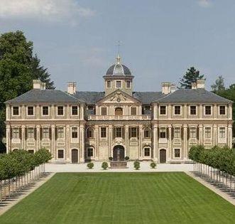 Rastatt Favorite Palace. Image: Staatliche Schlösser und Gärten Baden-Württemberg, Christoph Hermann