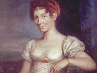Portrait of Stéphanie de Beauharnais. Image: Staatliche Schlösser und Gärten Baden-Württemberg, credit unknown