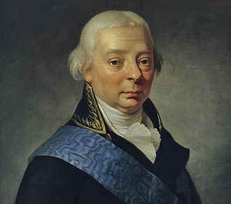 Portrait of Margrave Karl Friedrich von Baden-Durlach. Image: Staatliche Schlösser und Gärten Baden-Württemberg, Steffen Hauswirth