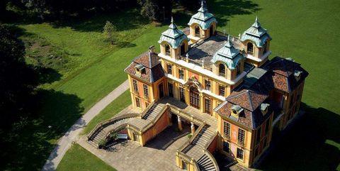 Ludwigsburg Favorite Palace