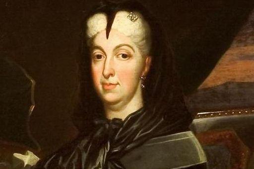 Portrait der Markgräfin Sibylla Augusta; Foto: Staatliche Schlösser und Gärten Baden-Württemberg, Arnim Weischer