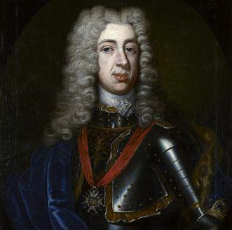 Portrait of Margrave August Georg von Baden-Baden, 1724. Image: Staatliche Schlösser und Gärten Baden-Württemberg, Arnim Weischer