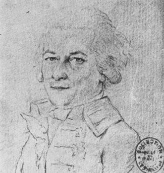 Jacques-François Blondel, um 1760