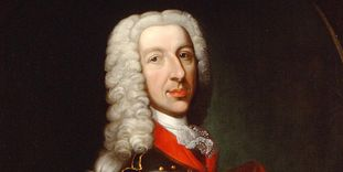 Portrait of Margrave Ludwig Georg von Baden-Baden.