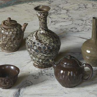 Böttger stoneware from Meissen, circa 1710/1715. Image: Staatliche Schlösser und Gärten Baden-Württemberg, Martine Beck-Coppola